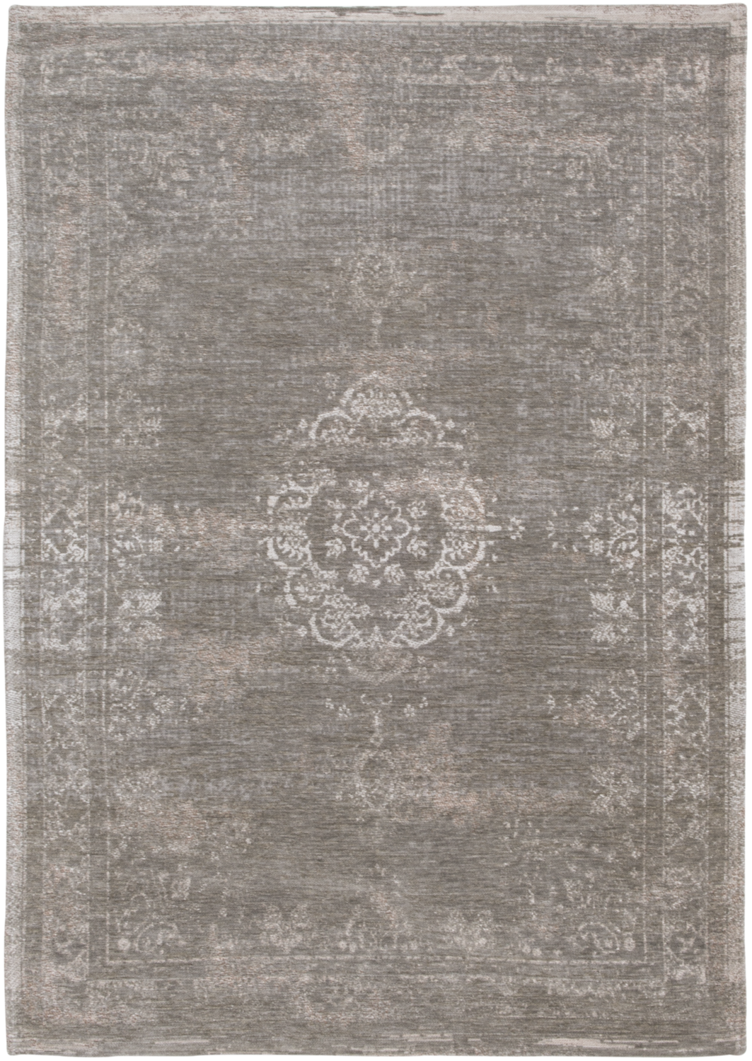 louis de poortere fading world 8382 white pepper rug best prices and free delivery at buyarug. Black Bedroom Furniture Sets. Home Design Ideas