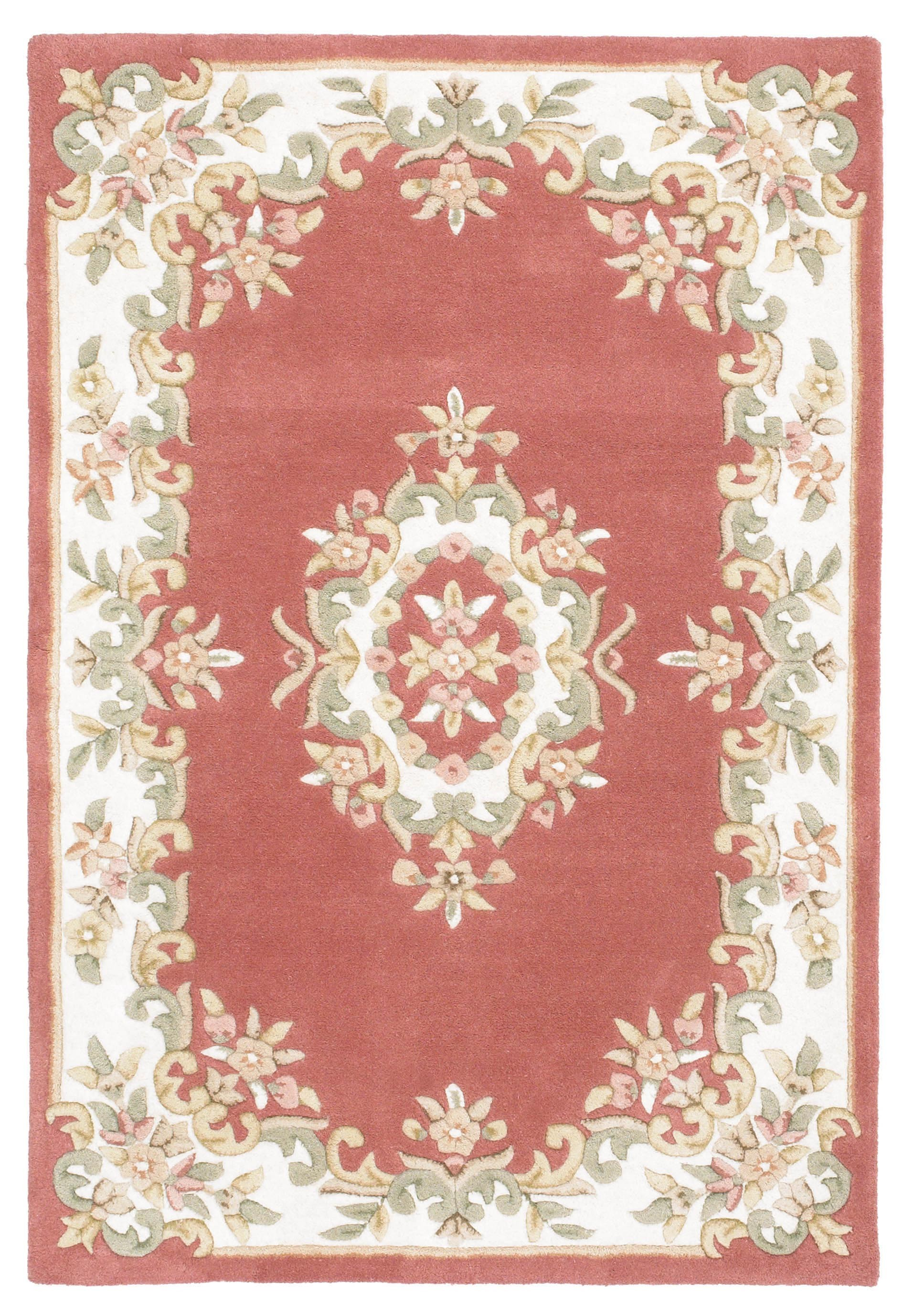 Oriental Weavers Royal Rose Pink Rug Best Prices And Free