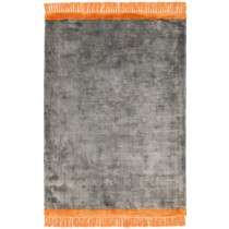 Grey/Orange Border