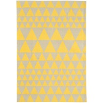 08 Triangles Yellow