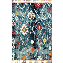 Royal Marrakech 2267A/TURQUOISE/BLUE