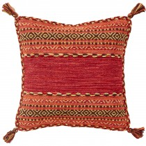 Red Cushion (Pack of 2)
